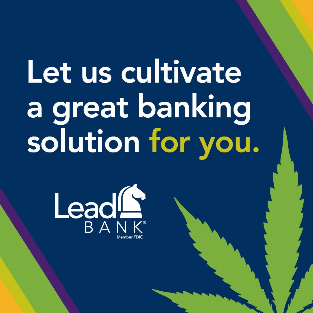 Cannabis Banking at Lead Bank