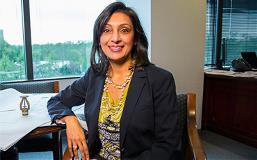 Sonia Garapaty, a Lead Bank community client