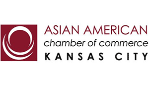 The Asian American Chamber of Commerce Kansas City logo