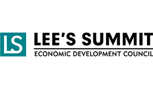 The Lee's Summit Economic Development Council logo