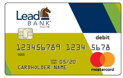 Personal Debit card